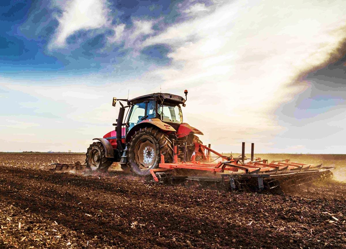 suministro y comercialización de maquinaria y equipos agrícolas